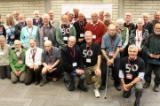 One of the events that took place at the Selkirk College Homecoming Weekend was the Pioneer Faculty Reunion that brought together instructors who taught in the first five years. The afternoon included swapping stories from the old days and talking about the future of post-secondary education in British Columbia.