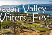 Writer's festival coming to Penticton