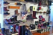 Rossland's The Red Pair Shoe Store was one of the businesses that benefited last year from the Trust's Summer Works Program.
