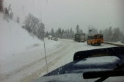 Andre Gauthier snapped this photo on Emcon-serviced roads Dec. 20