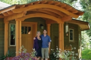 Rachel Ross and Lars Chose of Mandala Homes are thrilled to get some national exposure.