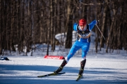 Julien Locke, formerly of the Nelson Nordic Ski Club and now competing on Rossland's Black Jack Ski Club, is in Romania for the U23 World Championships starting Monday. — Photo courtesy Patrick Haag