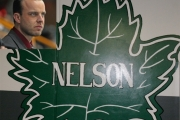 The Nelson Leafs are in the market for a new skipper after Matt Hughes (inset) resigned Saturday from the team.