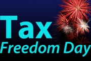Tax Freedom Day is here!