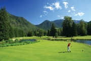 Who will be the golfer to play round one Million at Kokanee Springs?