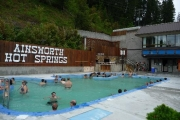 There's a new owner at Ainsworth Hot Springs after the Lower Kootenay Indian Band entered into an agreement to purchase the popular tourist destination in April 2015.— Photo courtesy Trip Advisor