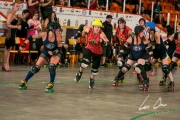 Roller Derby -- Last Game of the Season!