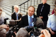 Andrew Weaver of the B.C. Green Party is incredibly disturbed over the allegations published in the Globe and Mail.
