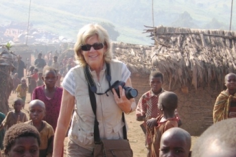 Canadian journalist Sally Armstrong has worked in war zones from Africa to Afghanistan. The Order of Canada recipient will be in Nelson on March 29 at the Capitol Theatre in Nelson.