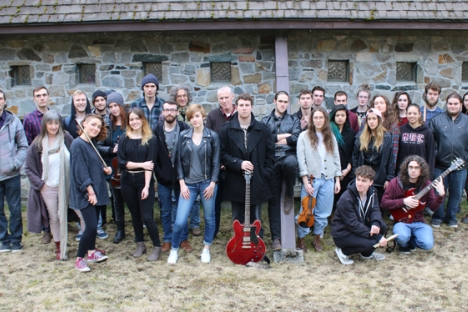 Selkirk College Contemporary Music & Technology Program students will split off into five different ensemble bands for the annual Year-End Celebration Show at Nelson's Spiritbar in the Hume Hotel on Friday, April 21.