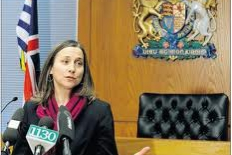 Chief Coroner Lisa Lapointe . . . time to reassess