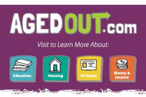New website for youth in and from government care