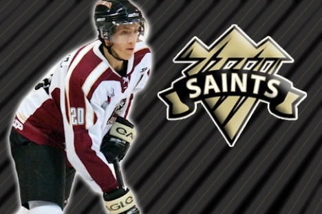 Lucas Hildebrand . . .excited to come to Selkirk