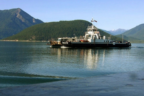 Work on replacing the Shelter Bay Ferry is expected to begin this year.