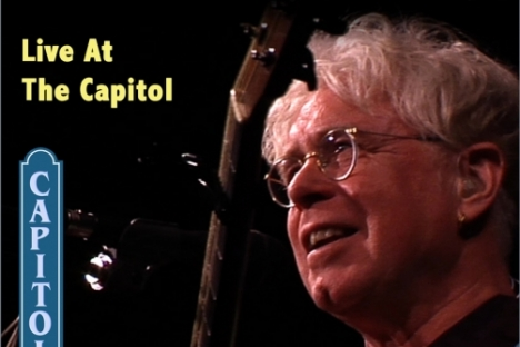 Bruce Cockburn comes to play at Capitol Theatre in August
