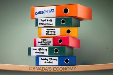 Canada doesn't work the way ivory tower economists envision, and instead has become just another tax.